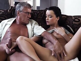 Old couple and dame hidden cam What would you choose -