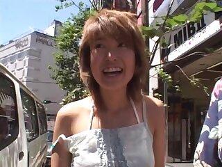 Wild fucking between a lucky foreigner and hottie Akira Sakamoto