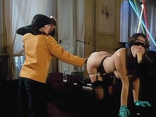 Bourgeoise Et Pute Vintage Porn from 70s