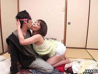 Japanese lustful cougar Yui Ayana Hard Fuck porn video