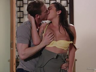 Old Daddy Chow Hairy Pussy For The man College - Karlee Grey