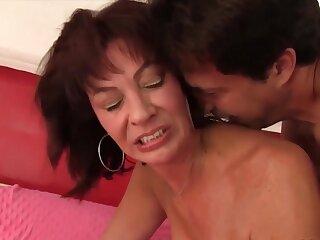 Golden Slut - Older MILFs Expertly Taking It From dramatize expunge Back Compilation